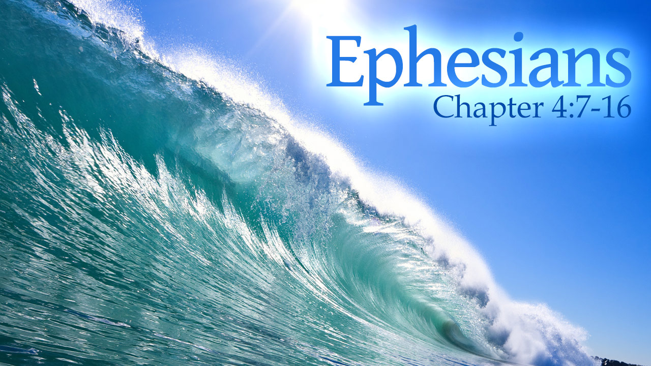 ephessians 4 4 but god, beingrich in mercy,because of the great love with which he loved us, 5  evenwhen we were dead in our trespasses,made us alive together with.