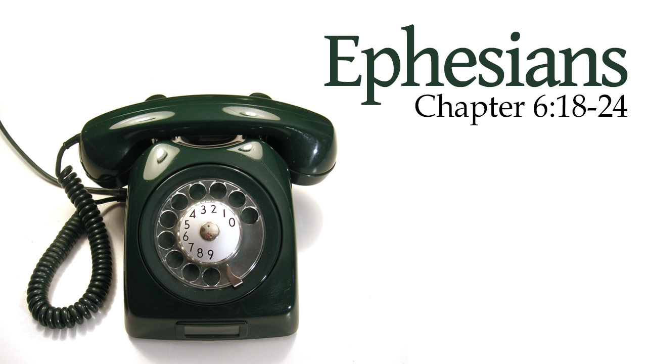 Featured HD Ephesians 6 18 24