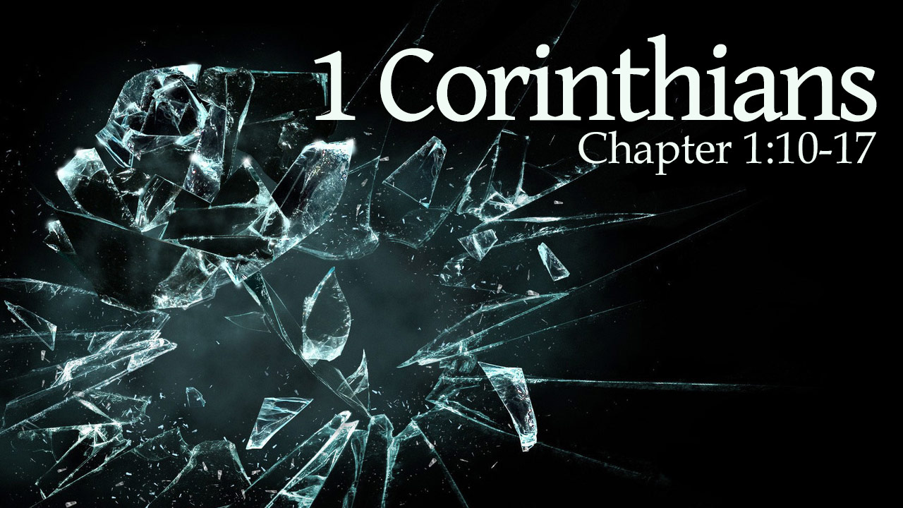 Featured HD 1Corinthians 1 10 17