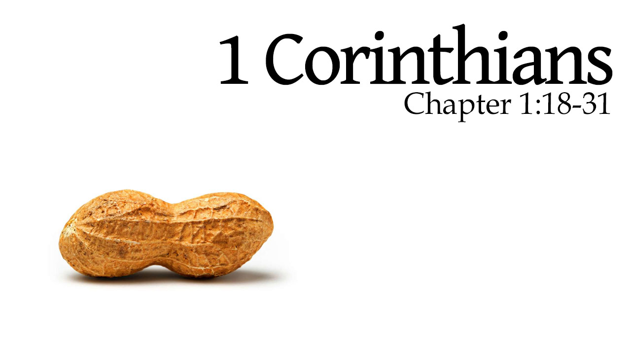 Featured HD 1Corinthians 1 18 31