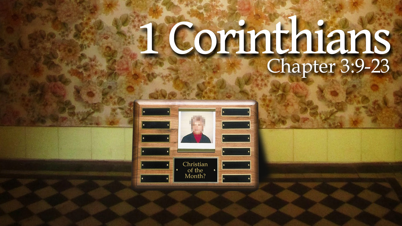 Featured HD 1Corinthians 3 9 23