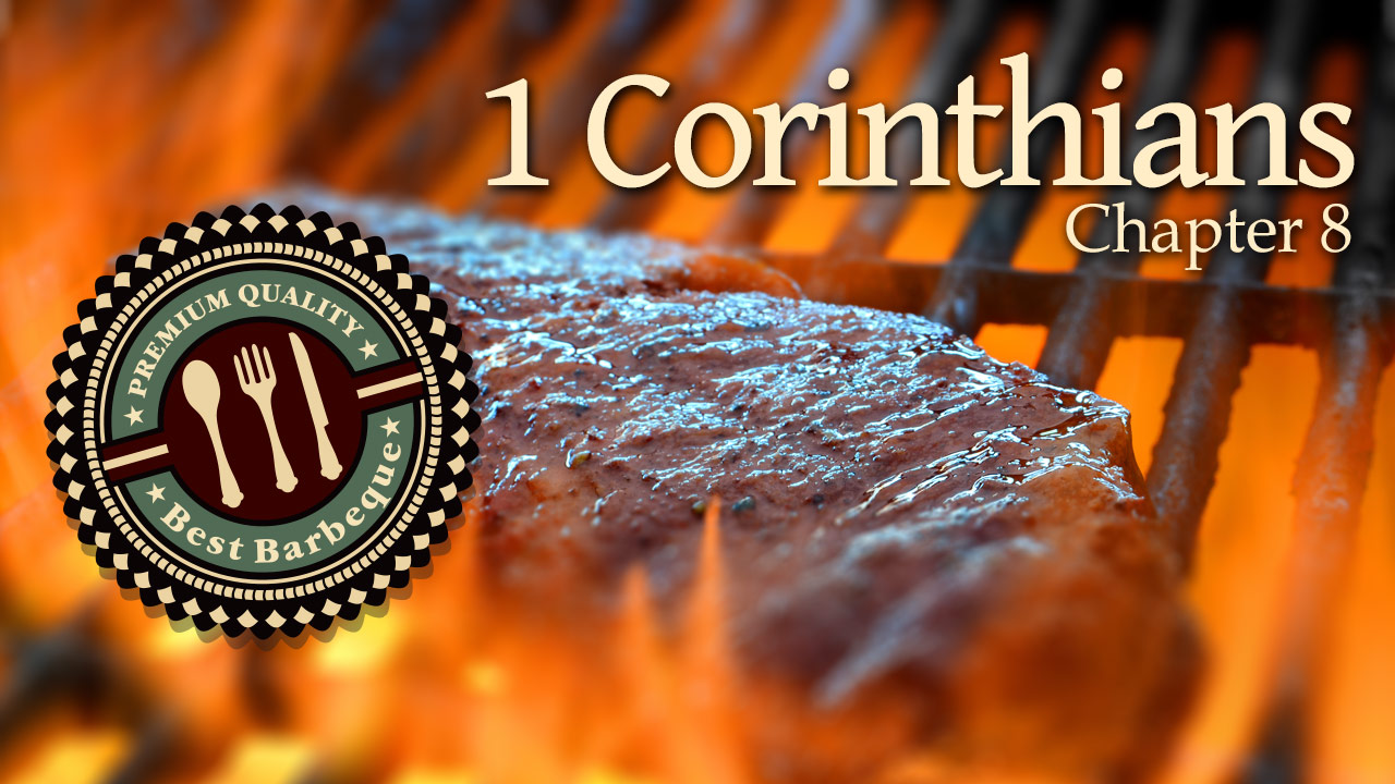 Featured HD 1Corinthians 8