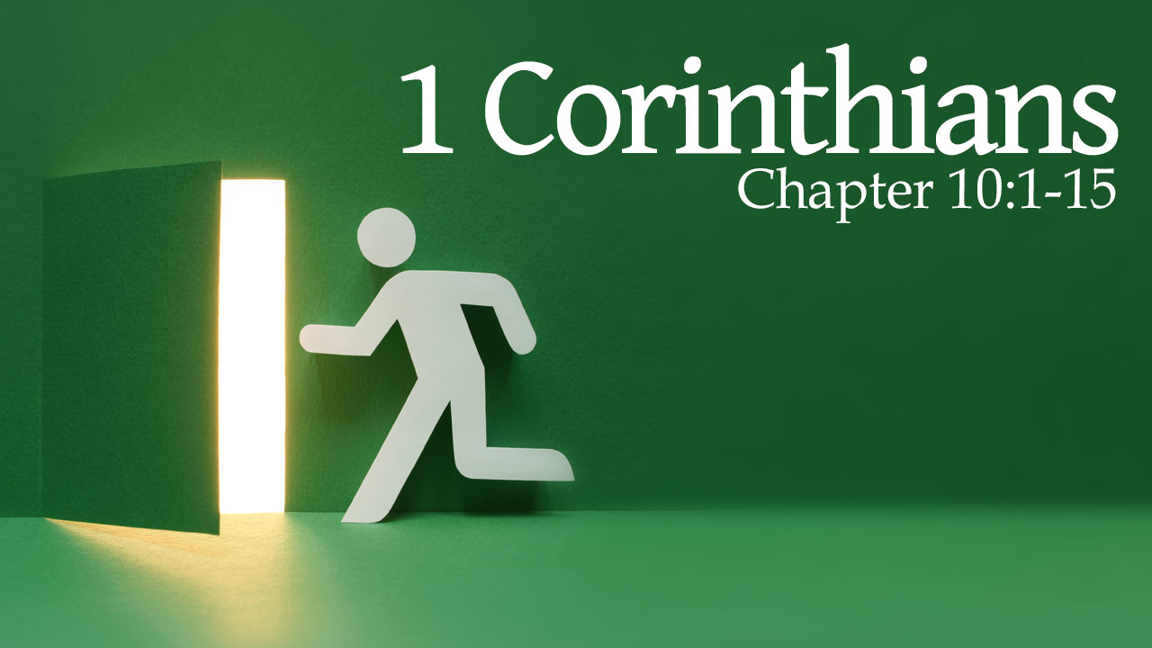 Featured HD 1Corinthians 10 1 15