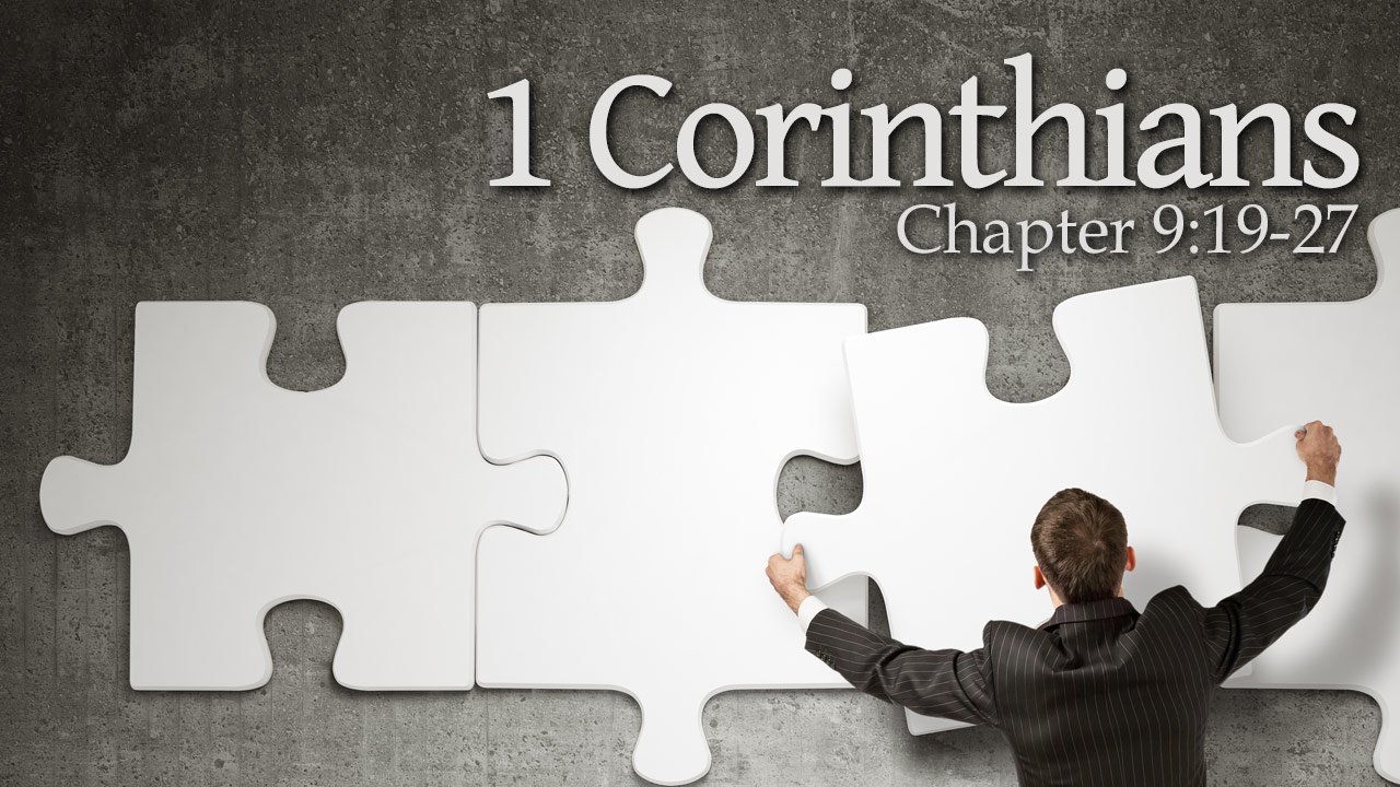 Featured HD 1Corinthians 9 19 27