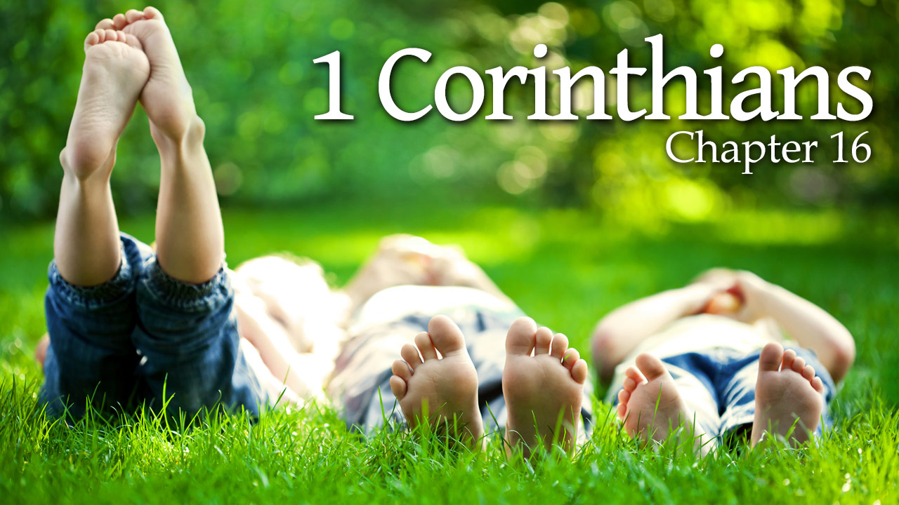 Featured HD 1Corinthians 16